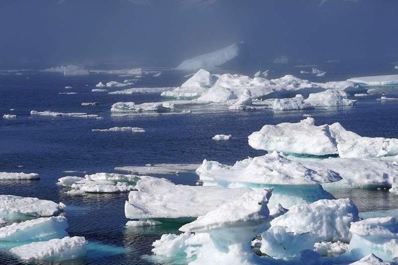 全球暖化程度仍然持續上升中。(圖/Barni1@pixabay)