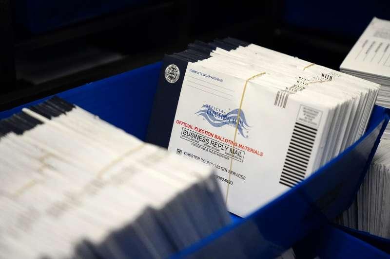 2020美國總統大選:郵寄投票因疫情而大增(AP)