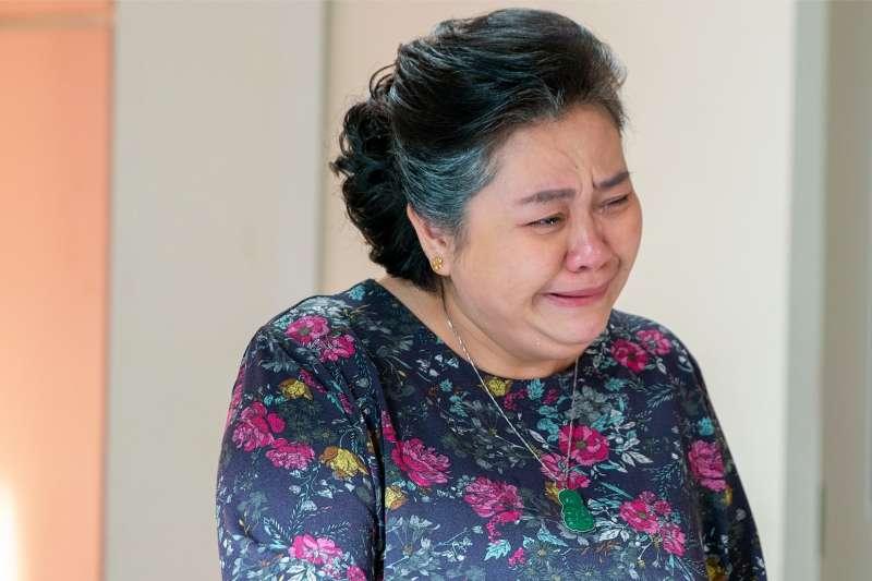 《我的婆婆怎麼那麼可愛》完結篇,鍾欣凌向劇迷道謝。(圖/取自Facebook@UMotherBaker)