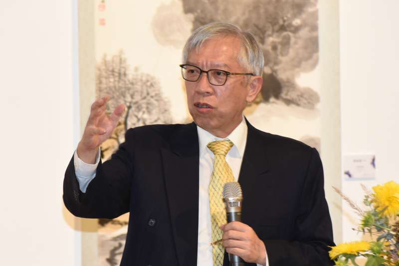 文化部宣布,國立台灣美術館館長一職由現任國父紀念館館長梁永斐(見圖)接任。(文化部提供)