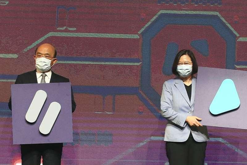 政府行政機關封殺中天新聞台,民進黨聲稱捍衛新聞與言論自由。(資料照,柯承惠攝)