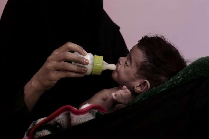 葉門饑荒兒童人數破58萬人,兒基會警告:「飢荒將奪走所有葉門兒童的性命!」(Felton Davis@flickr/CC BY 2.0)