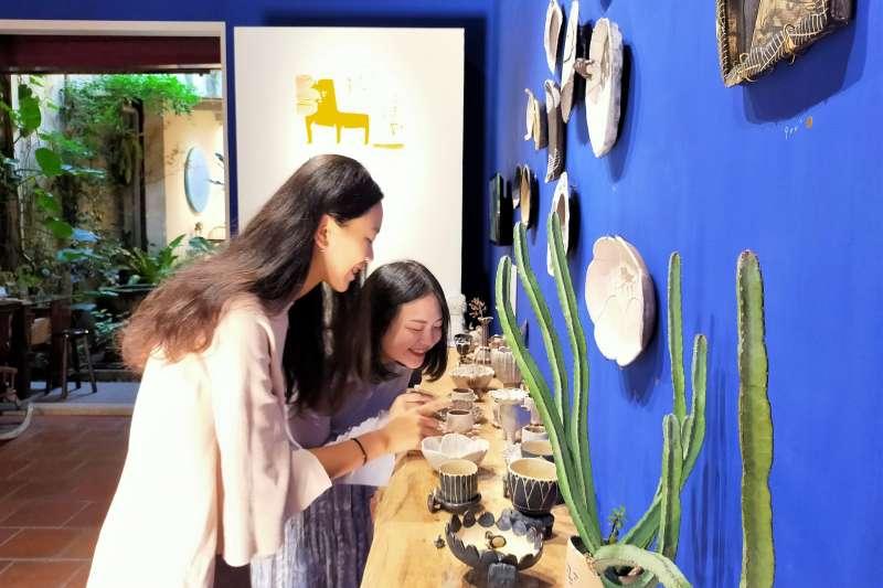 陶博館串連12間三鶯地區獨具特色的藝文展館,舉辦「藝遊三鶯─2020陶藝衛星展」,邀民眾參加。(圖/新北市立鶯歌陶瓷博物館提供)