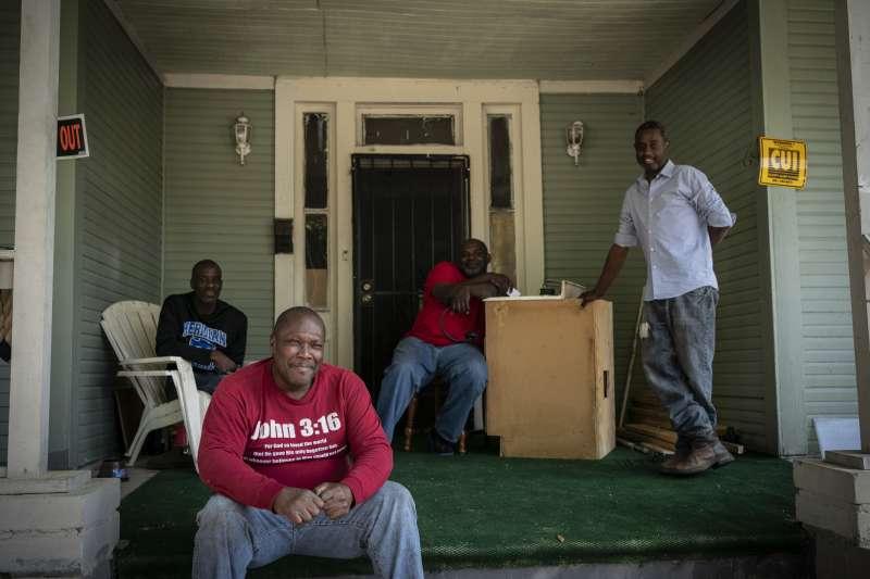 非裔選民被視為2020美國大選的關鍵選民。(AP)