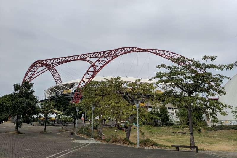 台中洲際棒球場周邊房價領先所在行政區近3成。(台灣房屋趨勢中心提供)