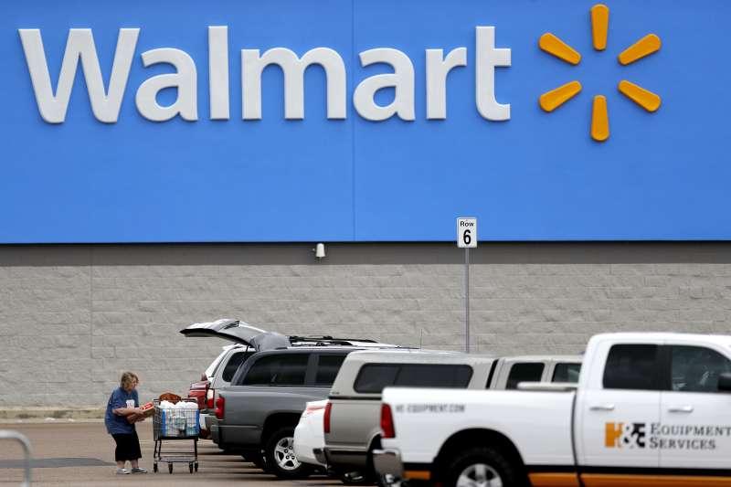 美國零售龍頭沃爾瑪出售總部位於東京的連鎖企業西友百貨。(AP)