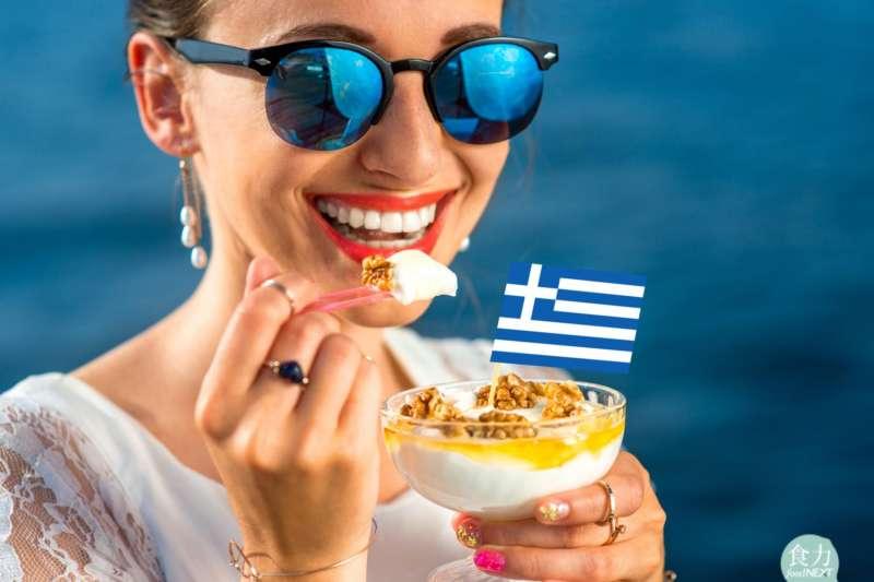 在挑選優格產品時,千萬別只看到「希臘」兩個字就跟著買!(圖/食力foodNEXT提供)