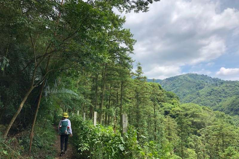 雙崎部落埋伏坪登山步道(圖片來源:Instagram@airers2)