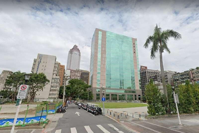 台北市議會舊址。(圖/富比士地產王提供)