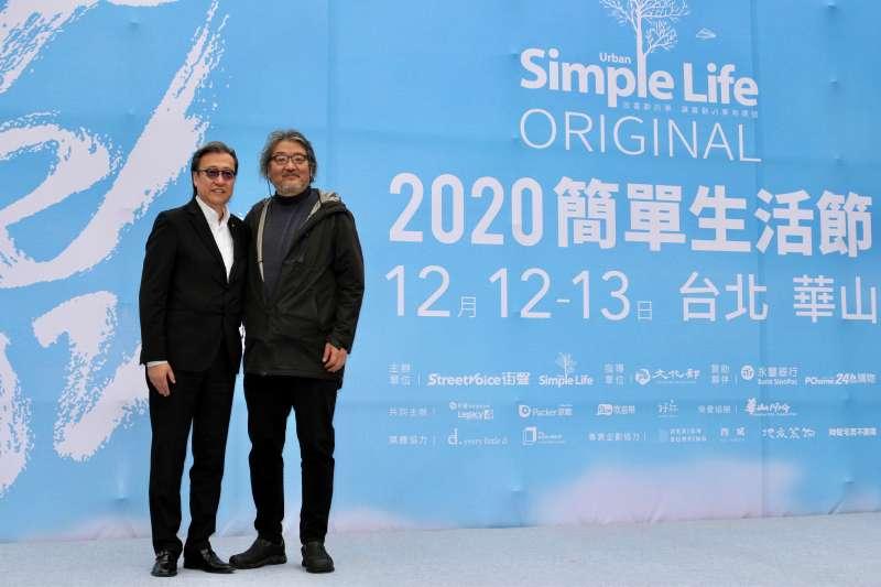 「2020 Simple Life ORIGINAL簡單生活節」將於12月12~13日在華山1914文化創意產業園區登場,永豐銀行贊助簡單生活節今年邁入第7年,秉持回歸初心的精神支持在地文化、多元音樂,並鼓勵年輕人創業圓夢。(永豐銀行提供)