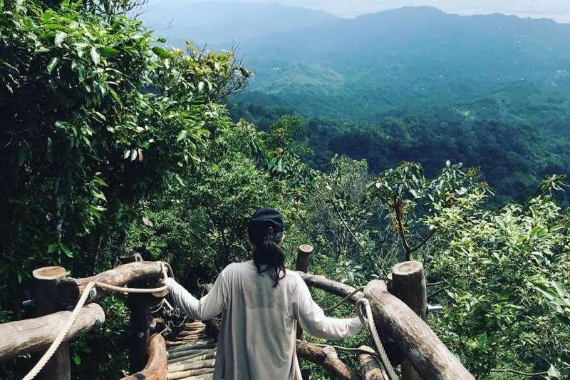 台中這7個私房登山步道大家都去過了嗎?(圖/yaoyao_ss@Instagram提供)