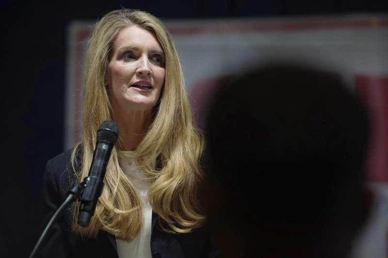 2020年美國大選,喬治亞州共和黨籍現任參議員羅夫勒(Kelly Loeffler)陷入苦戰(AP)