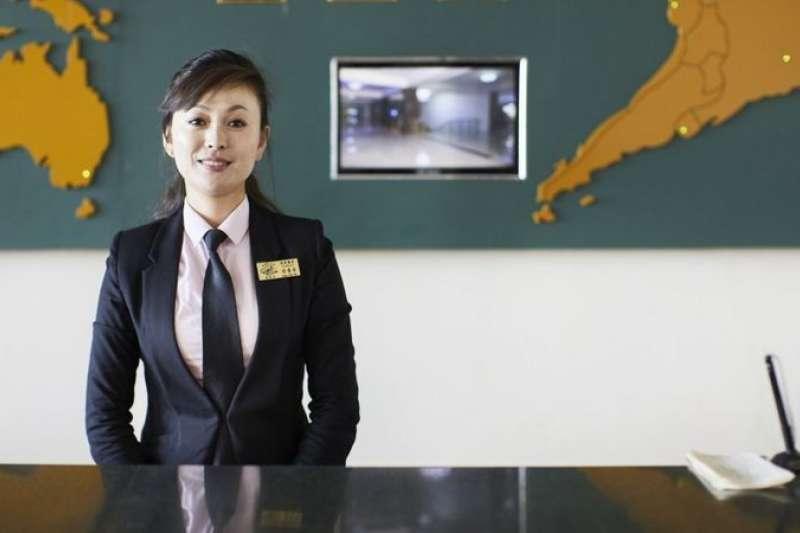 平壤酒店(BBC News 中文)