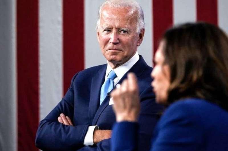 經BBC分析,2020美國總統大選拜登會勝選的原因可能有這5點。(圖/GETTY IMAGES,BBC中文提供)