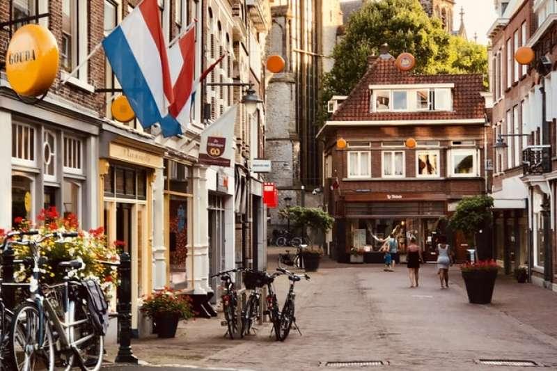 netherlands 荷蘭街景