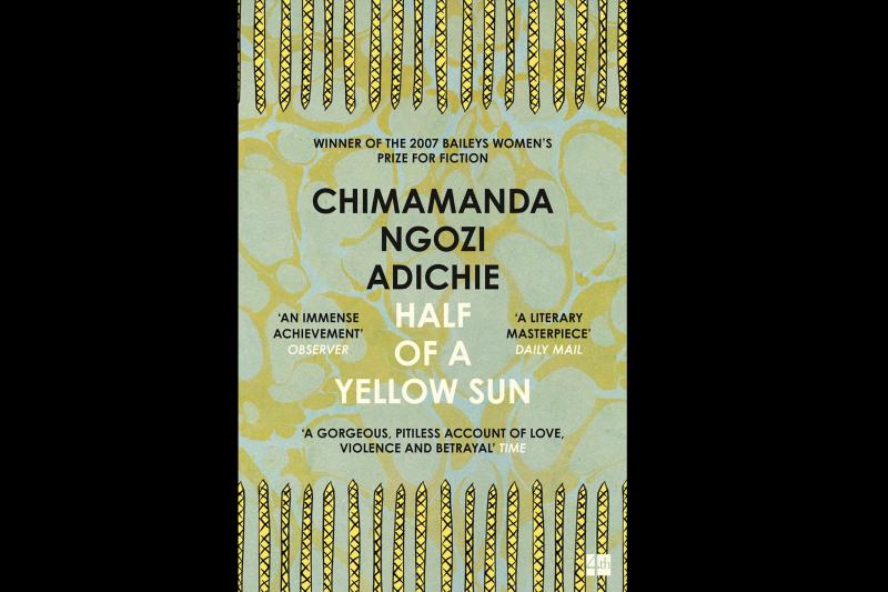 奈及利亞作家阿迪契的《半輪黃日》於百利女性小說獎25位歷年獲勝作品中脫穎而出,成最大贏家。(截自Women's prize for fiction官網)