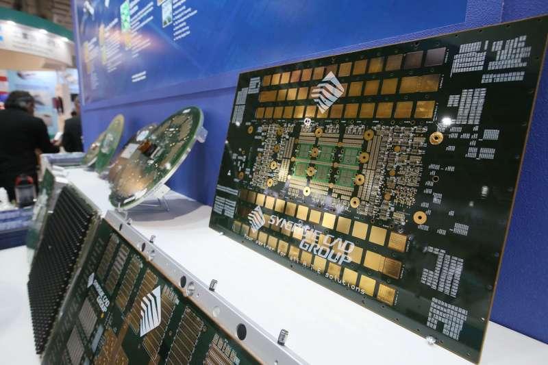 拜登政府強化半導體晶片等關鍵產品供應鏈,台灣半導體產業扮演要角。(資料照,柯承惠攝)