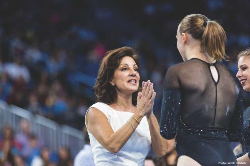 Miss Val曾說,真正的成功,不是成為你的團隊、或是你公司的冠軍,而是不論輸贏,成為你人生的贏家。(圖/創新拿鐵提供)