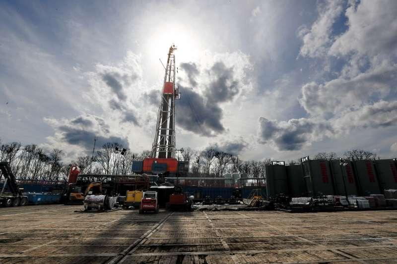 雪佛龍、埃克森美孚和殼牌已經在澳洲的Gorgon天然氣項目中採取了碳捕集與封存。(資料照:AP)