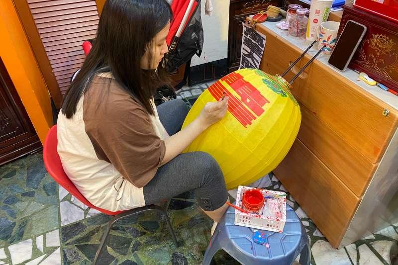 20201115-艋舺青山宮今年擴大舉辦「艋舺大拜拜」祭典,結合藝文展演,並由中華文化總會舉辦「2020萬華大鬧熱」活動。(青山宮文化組提供)