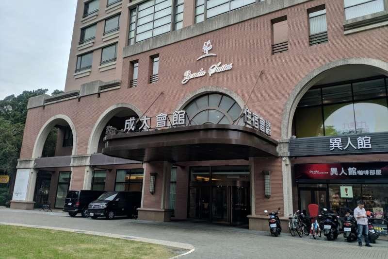 台南成功大學宿舍周邊套房投報可達4~5.6%,拿下出租投報率第二。(台灣房屋提供)