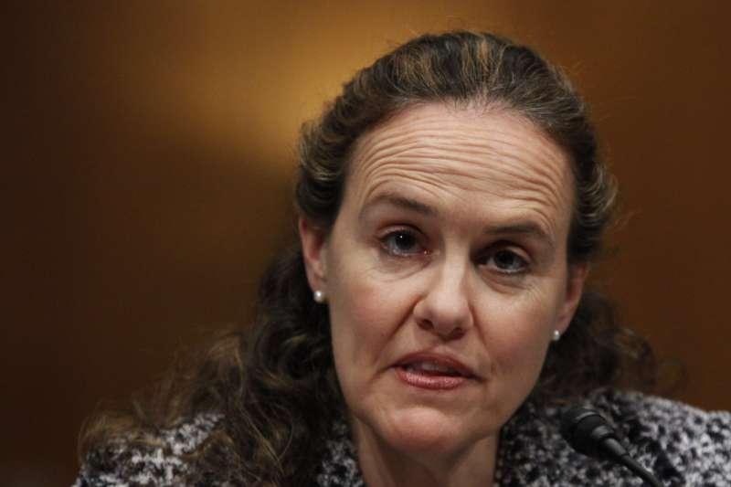 2020年美國總統大選,拜登新政府國防部長熱門人選傅洛諾伊(Michèle Flournoy)(AP)