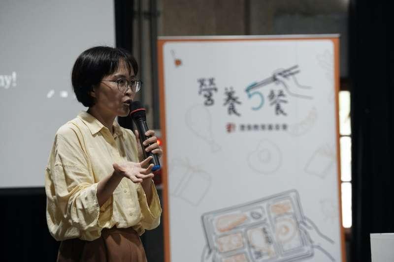 「灃食SUPER食育教師大賽」,在華山文創園區進行決選。(圖/灃食公益飲食文化教育基金會提供)