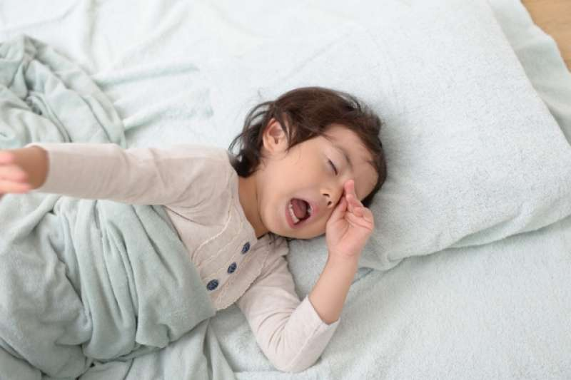 研究顯示,午睡對於幼兒好處超多。(示意圖,取自photoAC)