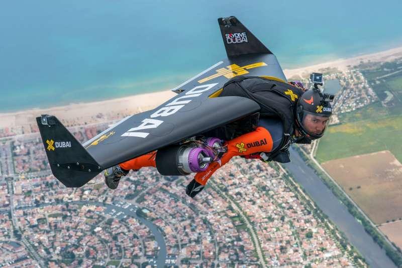 (Jetman Dubai官方臉書)