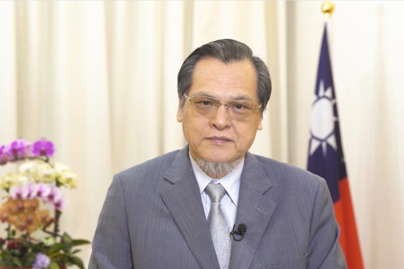 大陸委員會(陸委會)主委陳明通(翻攝影片)