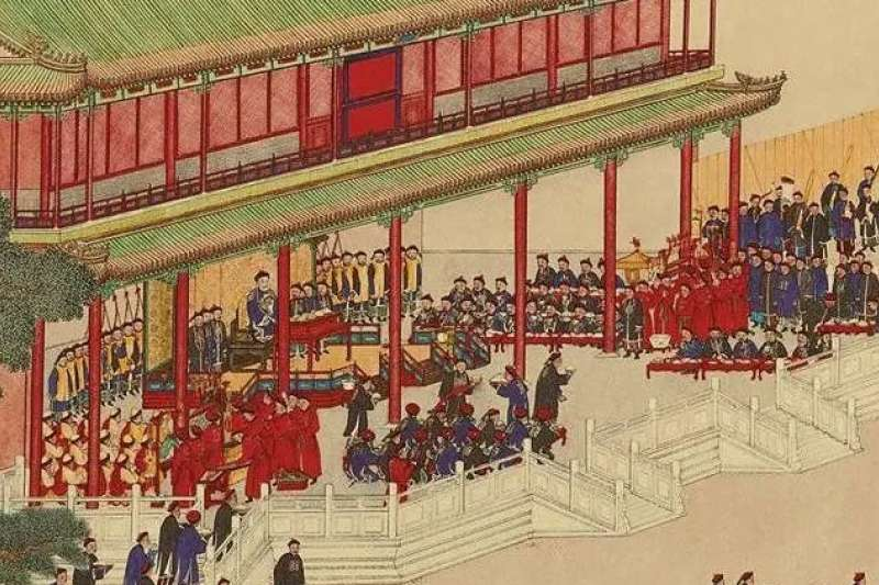 熬夜讀書、舟車勞頓,都是為了上京趕考啊!(圖/截自維基百科)