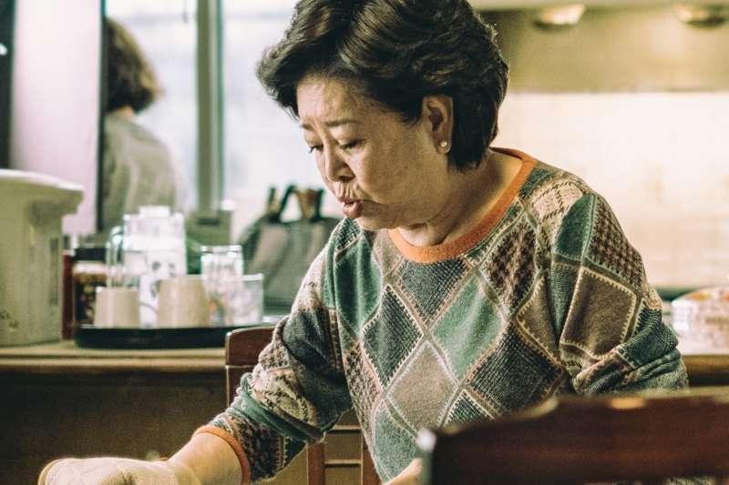 陳淑芳以精湛演技,入圍2020年金馬獎多項大獎(圖片來源:電影粉絲團)