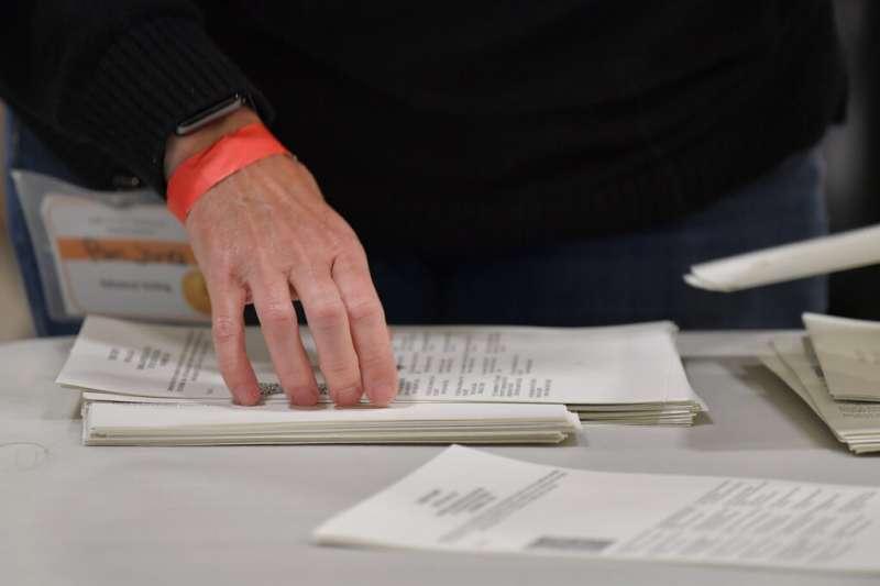 美國喬治亞州將於1月5日舉行聯邦參議員決選。(美聯社)