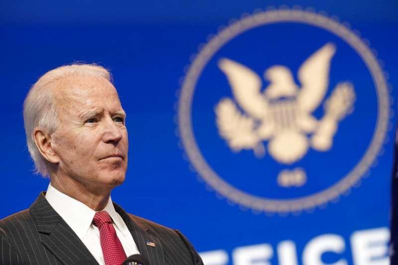 即將在明年1月20日入主白宮的美國候任總統拜登。(美聯社)
