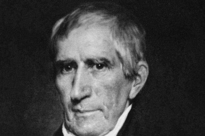 1841年上任的美國第9位總統哈里森(William Harrison)(Wikipedia / Public domain)