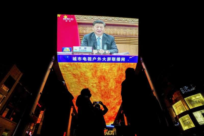 G20峰會:中國國家主席習近平(AP)