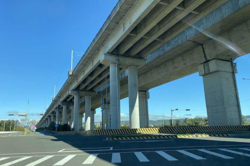新闢「竹北高鐵區」直達「竹科園區」的交通路網,車程將減少15到20分鐘。(圖/新竹縣政府提供)