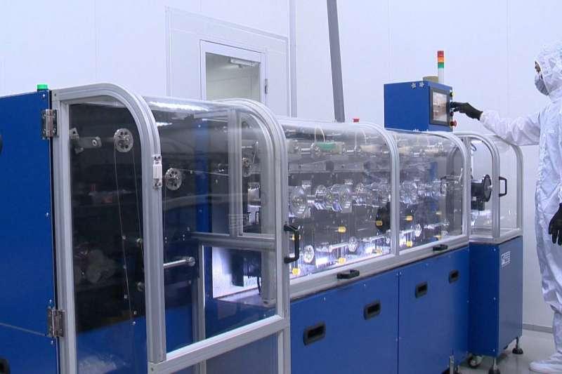 金屬中心從合金設計、熔鑄、擠型、伸線、熱處理及產品檢測驗證,具備關鍵製程技術商品化的能量。(圖/金屬中心提供)