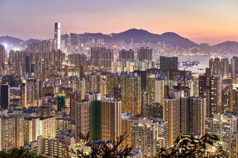 香港城市景觀