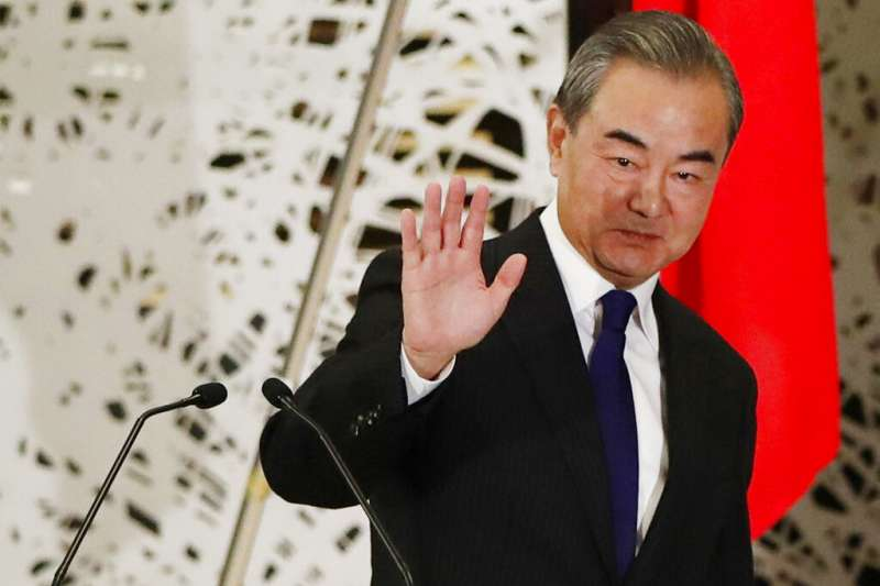 日前,大陸外長王毅在「2020年國際形勢與中國外交研討會」上強調,中共已對一百五十多國提供防疫物資和資金,而疫苗將成為現階段的外交重點。(美聯社)