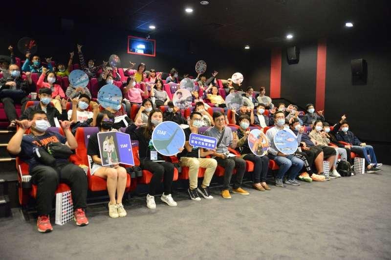 台中國際動畫影展在豐原舉行特映場,吸引民眾參與。(圖/台中市政府提供)