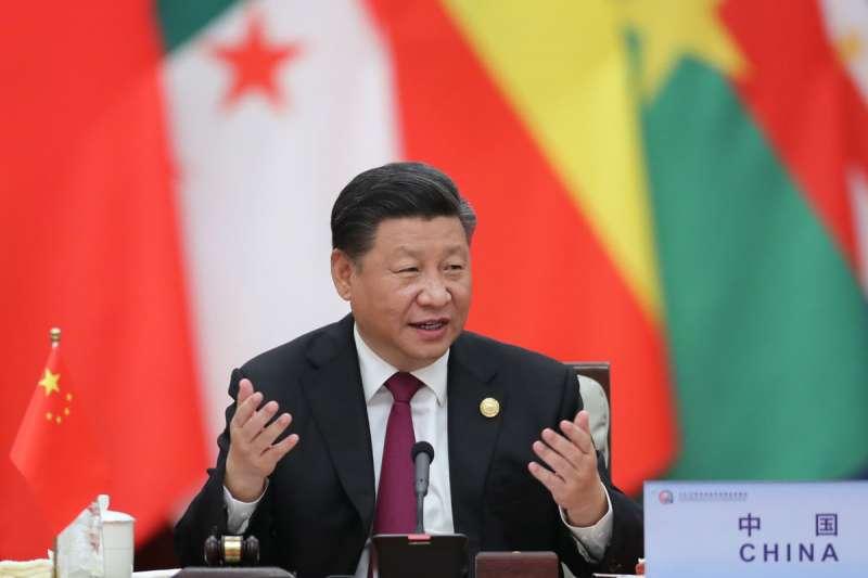 中國國家主席習近平走戰狼外交模式,卻讓國內人民吃到苦頭。(資料照,翻攝自China Xinhua News Twitter)