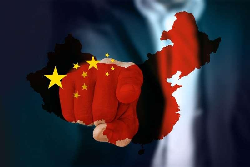 作者認為,中國與台灣間的關係,如同昔日的同盟國與德國。只是中國遠比英美加聯軍強大,而台灣卻比納粹德國更弱。(取自Pixabay)
