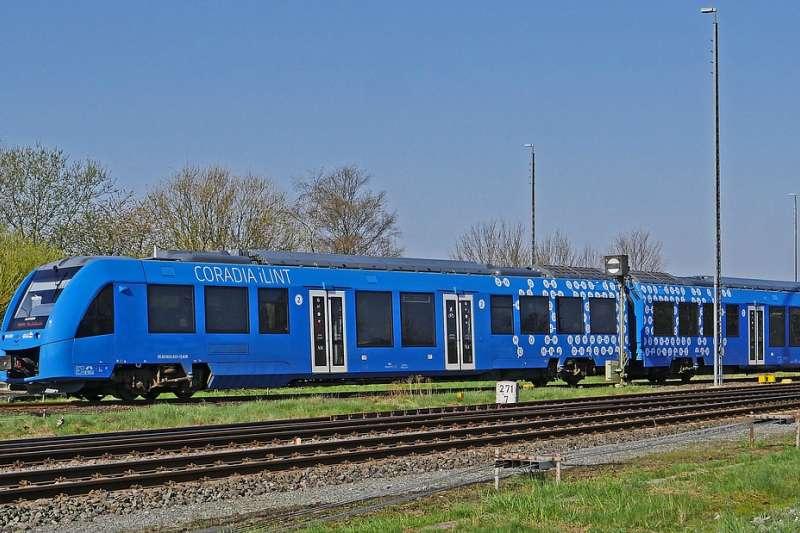 以氫燃料電力驅動的小火車(圖片來源:Pixabay)