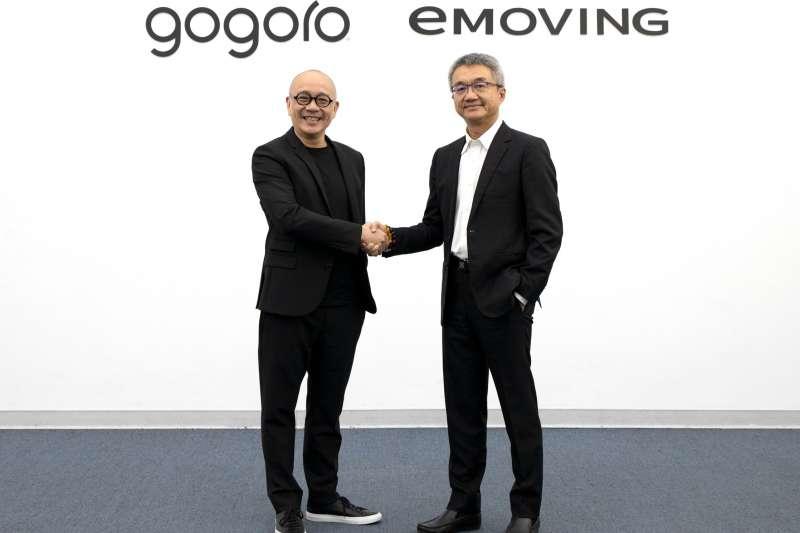 換電衝刺 PBGN 智慧電動機車聯盟再添新成員。(圖/Gogoro提供)