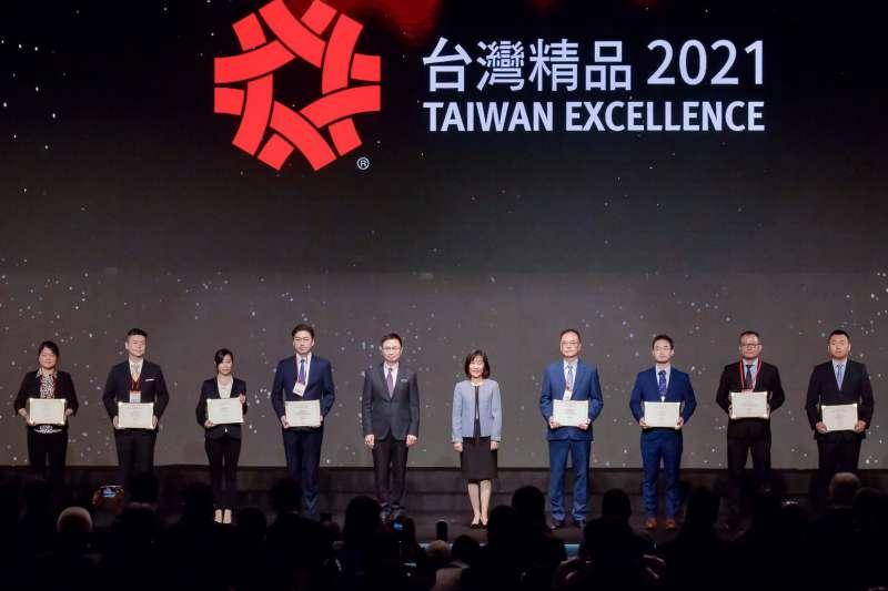受疫情影響與生醫領域相關的創新產品獲得台灣精品獎也展現台灣的生醫創新與優勢。(圖/亞恩生醫提供)