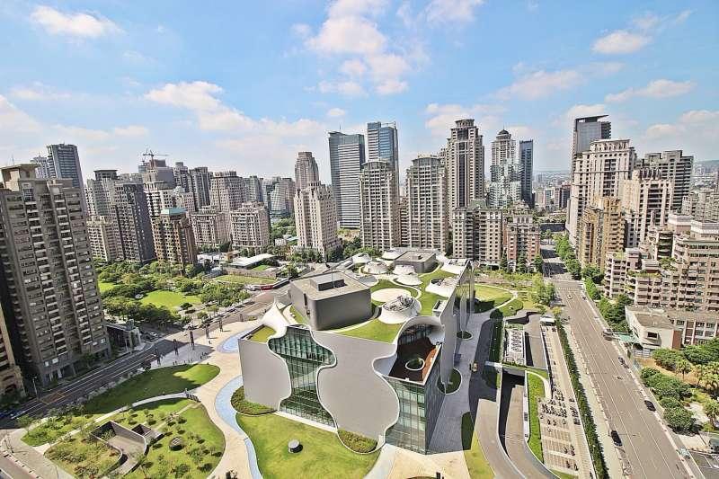 台中七期今年的土地交易量,創下實價登錄以來的史上新高。(台灣房屋提供)