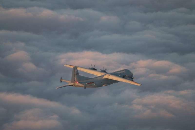 29日再傳共機擾台,根據空軍發布訊息顯示其出沒時段為夜間,引發關注。(空軍司令部提供)