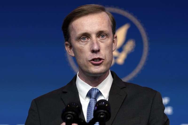 拜登新政府,白宮國家安全顧問蘇利文(Jake Sullivan)(AP)