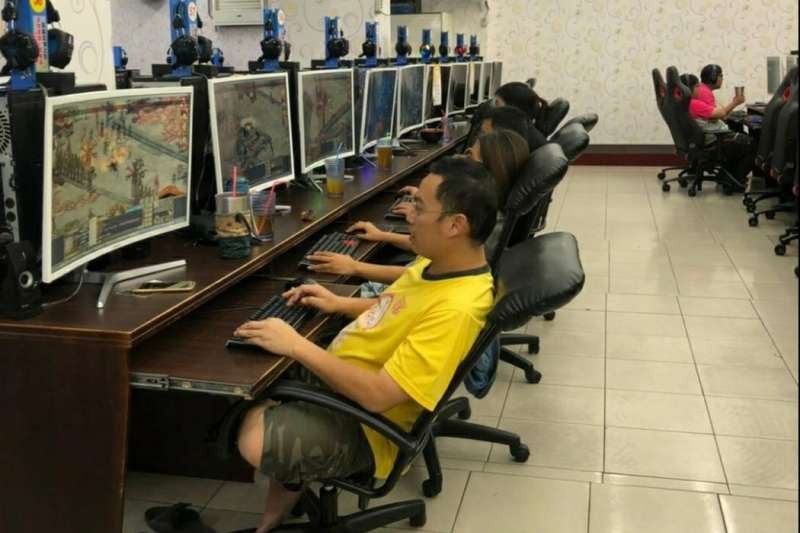 遊戲產業夯、產值大,成了最熱門的新興產業。(圖/台灣國際博弈用品暨服務協會提供)